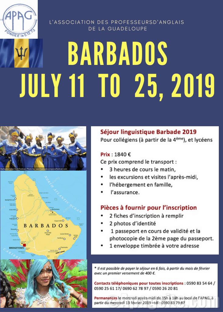 Site Apag Association Des Professeurs Danglais De La Guadeloupe